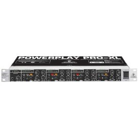 Behringer HA4700 POWERPLAY PRO-XL Professional High-Power 4-Channel Headphones Amplifier System