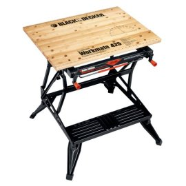 Black & Decker WM425 Workmate 425 Portable Project Center