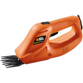 Black & Decker GS500 3.6-Volt Cordless Grass Shear