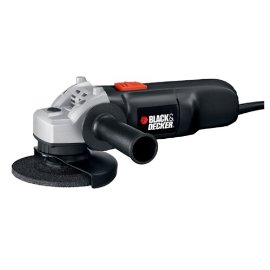 "Black & Decker 7750 4-1/2"" Small Angle Grinder"