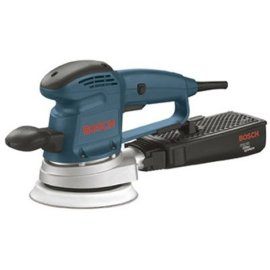 Bosch 3727DEVS 6 Random Orbit Variable-Speed Dustless Sander/Polisher