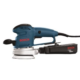 Bosch 3725DEVS 5 Random Orbit Variable Speed Dustless Sander