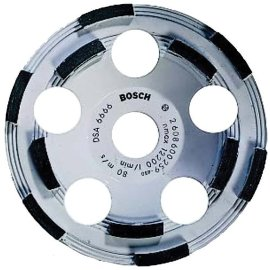 Bosch DC510 5 Diamond Cup Grinding Wheel for Concrete