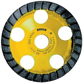 Bosch DC530 5 Diamond Cup Grinding Wheel for Construction Materials