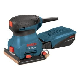 Bosch 1297DK 2 Amp 1/4-Sheet Palm-Grip Sander Kit