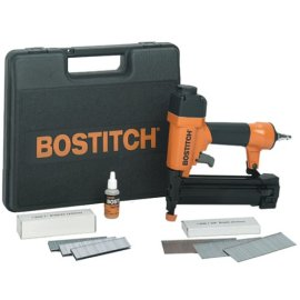 Bostitch SB-2IN1 Brad Nailer / Finish Stapler Combo Tool