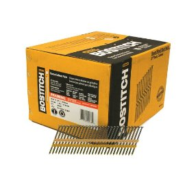 Bostitch RH-S8D113EP 5000 ct. 2-3/8 x .113 Smooth-shank Framing Nail