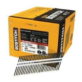 Bostitch RH-S10D131EP 4000 ct. 3 x .131 Smooth-shank Framing Nail