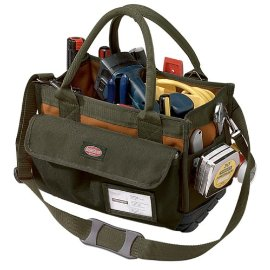 Bucket Boss 06088 GateMouth Open-Face Tool Bag