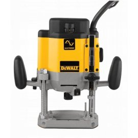 DEWALT DW625 3 HP Variable Speed Electronic Plunge Router