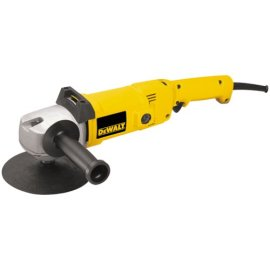 DEWALT DW849 7/9 0-1000/3000 RPM Variable-Speed Electronic Right Angle Polisher