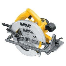 DEWALT DW368K Heavy Duty 7-1/4 Lightweight Circular Saw Kit