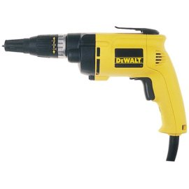 DEWALT DW257 Heavy Duty Variable Speed Reversing Deck/Drywall Screwdriver