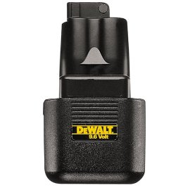 DEWALT DW9048 9.6-Volt NiCd Battery Pack (Univolt)