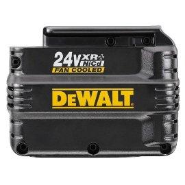DEWALT DW0242 24-Volt Fan Cooled XR+ Battery Pack