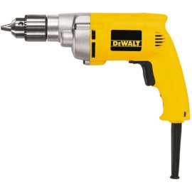 DEWALT DW223G 3/8 Heavy Duty 7.0 Amp Variable Speed Reversing Drill with Keyed Chuck