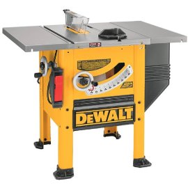 DEWALT DW746 10 Woodworker's Table Saw (Saw Only)