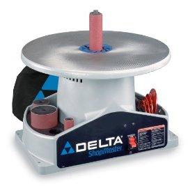 Delta SA350K Shopmaster Boss Spindle Sander with Complete Spindle Sander Set