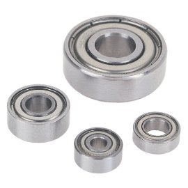 Freud 62-XXX Ball Bearing Assortment for Freud Router Bit