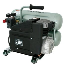 Hitachi EC12 2-Horsepower Air Compressor