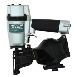 Hitachi NV45AB2S Coil Roofing Nailer