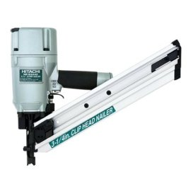 Hitachi NR83AA3 3 1/4 Clipped Head Framing Nailer
