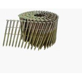 Hitachi 13338 2-1/4 x .092 Ring Electro Galvanized Coil Nail
