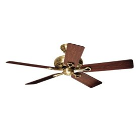 Hunter Fan 20510  52 Savoy, Antique Brass