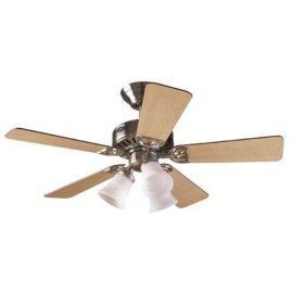 Hunter Fan 20431  42 Beacon Hill, Brushed Nickel