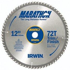 Marathon 14082 12, 72-Tooth Satin Smooth Finish Circular Saw Blade