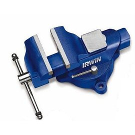 IRWIN 226304 4 Heavy Duty Workshop Vise