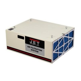 JET AFS-1000B 3-Speed Air Filtration System with Air Diffuser, Electrostatic Pre-Filter, and Remote (708620B)
