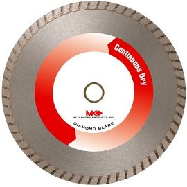 MK 155930 4 Continuous Rim Blade