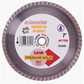 MK 150669 7 Premium GoldContinuous Rim Dry Blade