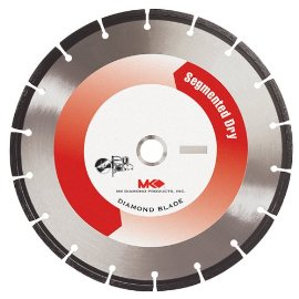 MK 137315 MK-404D 14 High Speed Dry Cut Diamond Blade
