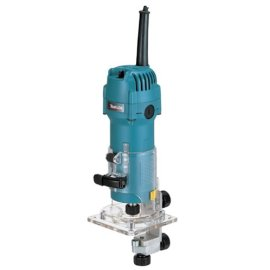 Makita 3707FC Fixed Base Laminate Trimmer with LED Light