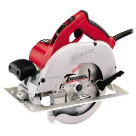 Milwaukee 6391-21 7-1/4 Left Blade Circular Saw with Case
