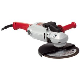 Milwaukee 6065-6 7/9 15 Amp, 5,000 RPM Sander/Grinder