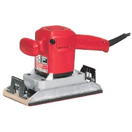 Milwaukee 6010-6 1/2 Sheet Orbital Sander
