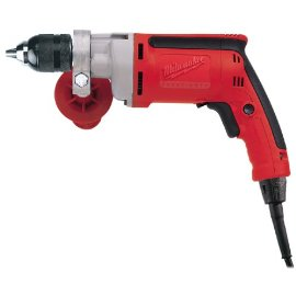 Milwaukee 0202-20 3/8 Drill with All Metal Chuck and Quik-Lok Cord