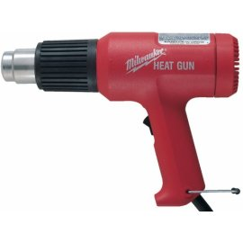 Milwaukee 8975-6 Dual Temperature Heat Gun, 11.6 Amp, 570/1000 Degree Fahrenheit