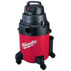 Milwaukee 8936-20 7.5-Gallon, 9.5 Amp, One Stage Wet/Dry Vacuum Cleaner