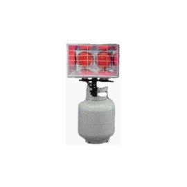 Mr. Heater MH24T 8,000-28,000 BTU Double Heater