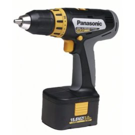 Panasonic EY6432NQKW 15.6-Volt Drill/ Driver Kit