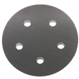 Porter-Cable 15001 5-inch Contour Hook and Loop Replacement Pad for 7344, 7335, and 97355 Sanders