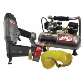Senco PC0947/FP18KIT FinishPro 18 5/8 - 2 18-Gauge Brad Nailer/Compressor Kit