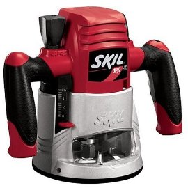 Skil 1810 1-3/4 HP Fixed Base Router