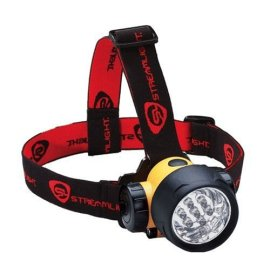 Streamlight 61052 Septor Super-Bright 7 LED Headlight