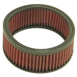 K&N Filter E3322 Oval Replacement Air Filter