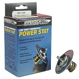 Hypertech HYP-1013: Thermostat, Power Stat, 160 Degree, High-Flow, Stainless Steel, Gaskets, Each